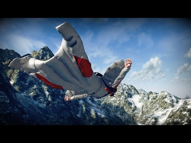 Should Deadly Wingsuit Flying Be Regulated?