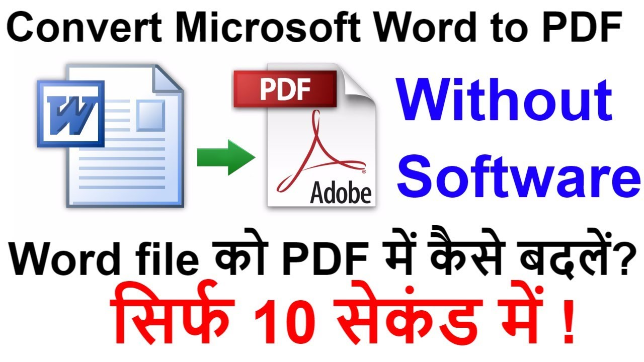 pdf to converter microsoft word