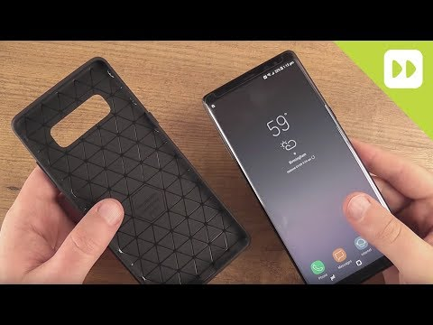 olixar-sentinel-samsung-galaxy-note-8-case-&-glass-screen-protector-review