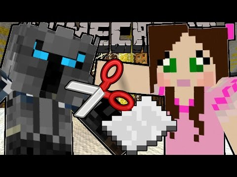Minecraft: ROCK PAPER SCISSORS CHALLENGE! (TROLLING ARMOR!) Mini-Game