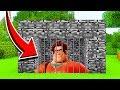 Minecraft : We TRAPPED WRECK IT RALPH (Ps3/Xbox360/PS4/XboxOne/PE/MCPE)