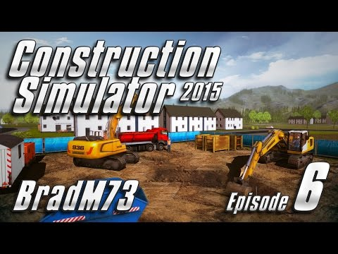 Construction Simulator 2015 - Episode 6 - Moving to the Big City!