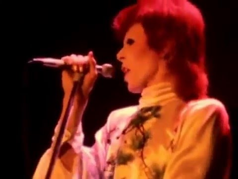 David Bowie - Moonage Daydream LIVE 1973