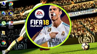 FIFA 14 update graphic, gameplay, kits, squad, them, etc all to fifa 18