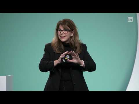 Moving the Needle: From Invisibility to Inclusion | Stacy Smith, USC Annenberg | Talent Connect 2018