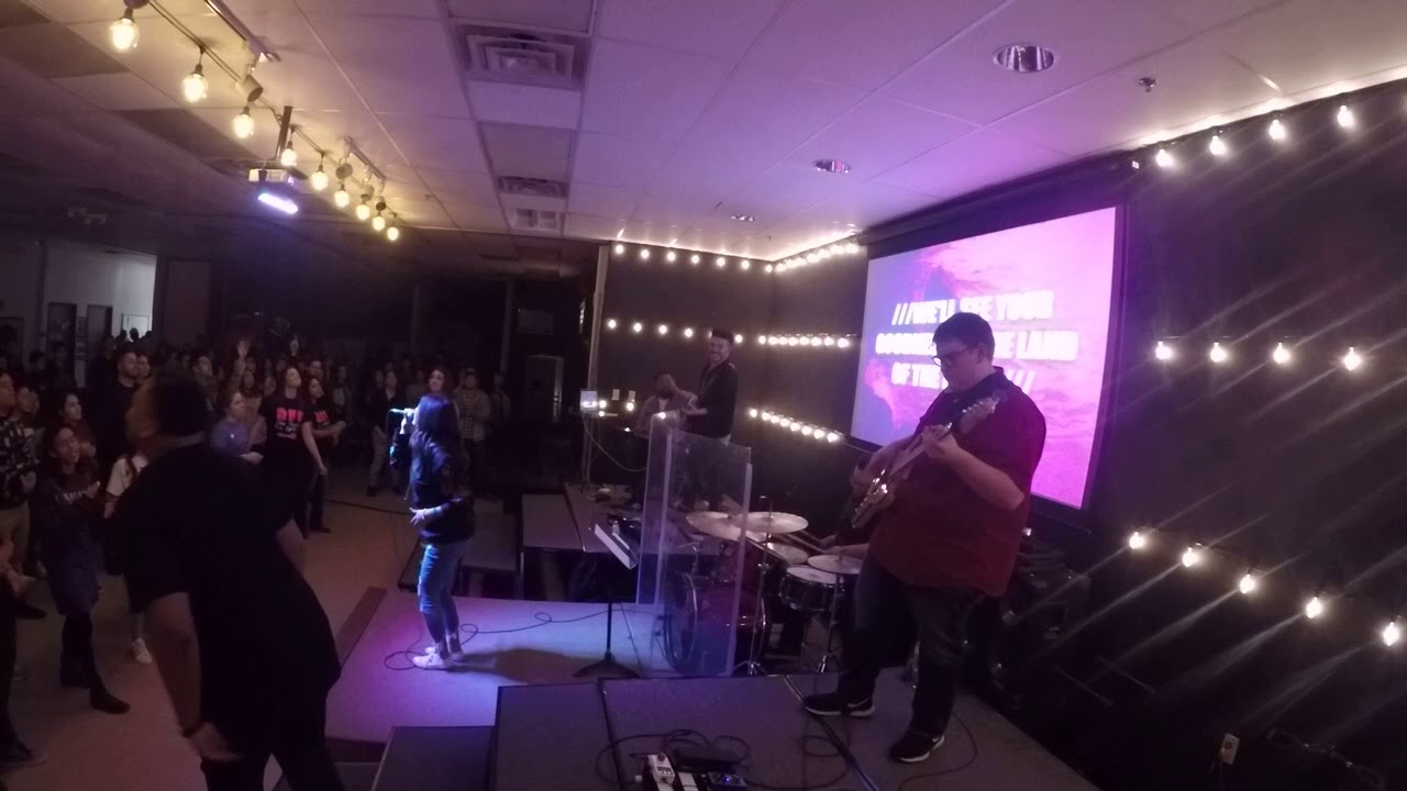 C3 Worship-Rise by Housefires Live @ ICM Church Laredo, TX