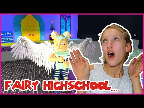 Going To The Fairy Highschool!