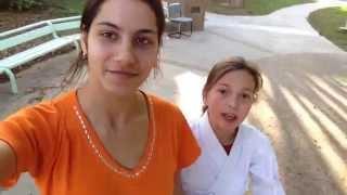 Израиль. Кибуц и музыкальная школа. Карликовые апельсины  2015