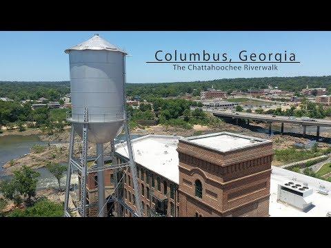 Columbus, Georgia The Chattachoochee Riverwalk | Visit Columbus