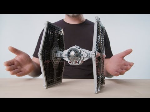 Imperial TIE Fighter - LEGO Star Wars - 75211 Designer Video
