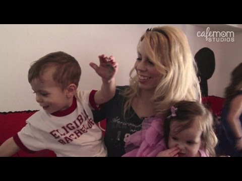 Single Mom with 8 Kids? How does she do it?! -- The Real Moms of CafeMom -- Episode 5