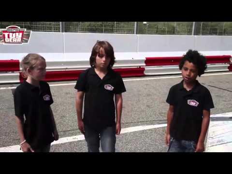 Berg Ferrari FXX Racer Pedal Go Kart Red