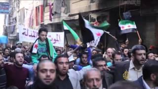الثورة السورية.. عودة إلى التظاهر السلمي