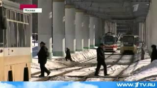 Московский трамвай-беспилотник