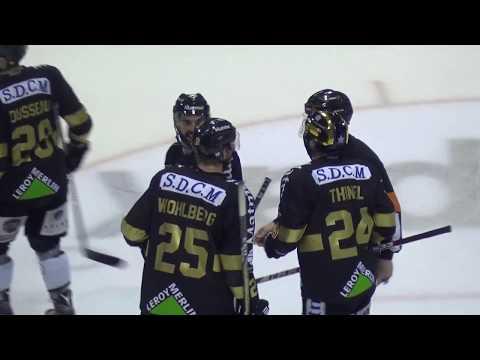 Hockey : Rouen - Gap Ligue Magnus 2017/2018 J37