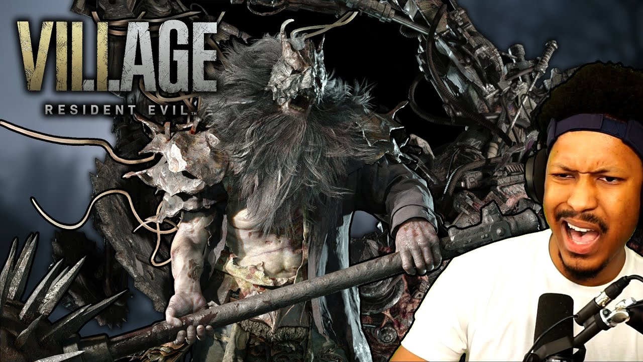 I GOT JUMPED BY THE CADOU CREW (last big fight before...) | Resident Evil 8 Village - Part 9