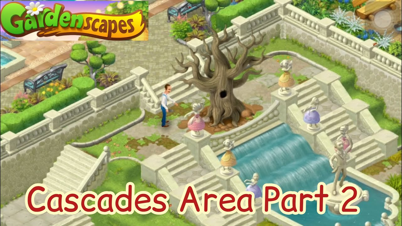 Cheats Gardenscapes