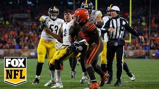 Mike Pereira: Myles Garrett will be suspended multiple games | FOX NFL