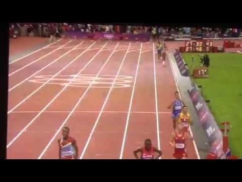 Mo Farah olympics champion 10000 metres gold medal