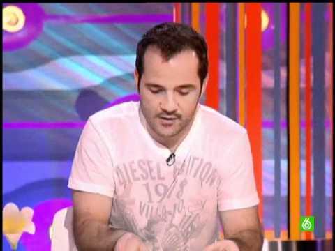 Slqh: Mariñas se pone palote con la barba de Cantizano