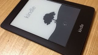 "Kindle Paper White 3G & Wifi - 6"" High-Resolution Display (300 ppi) Unboxing 2017."