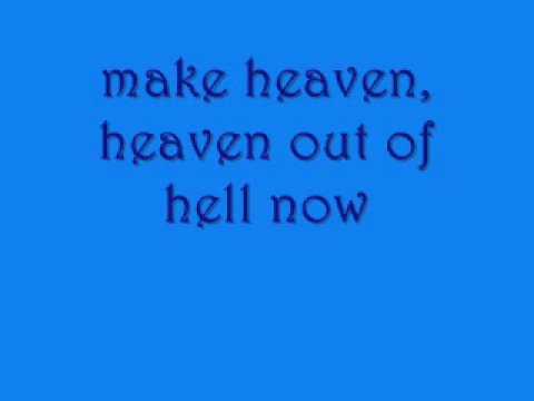 Heaven out of hell (karaoke)
