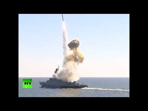 RAW: Russia carries out numerous test missile launches