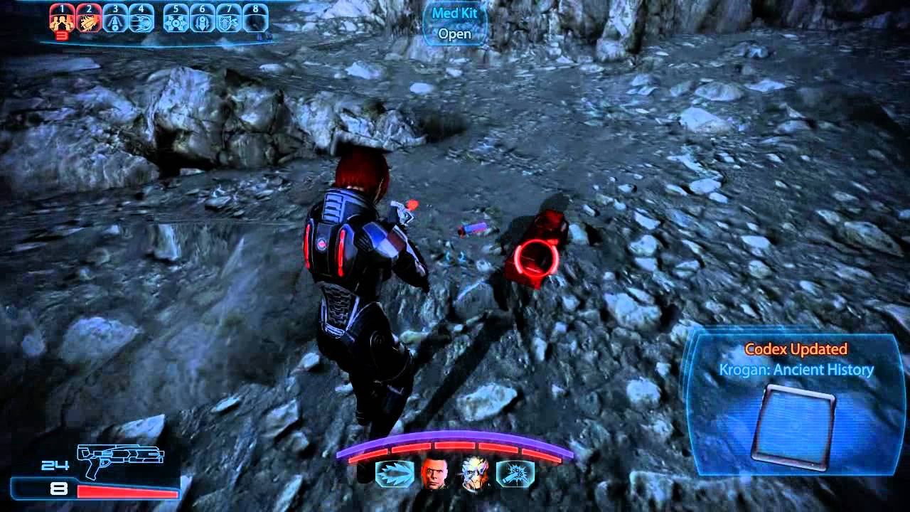 Mass Effect 3 EP7: Some Kid Died! - Twenty Sided