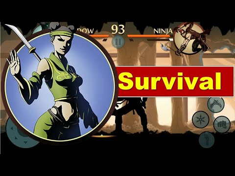 Survival Wasp - Shadow Fight 2 | NKK YT