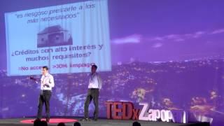 ¿Qué sucede si prestas dinero sin pedir garantías? | Simon Sandoval y Henning Alts | TEDxZapopan