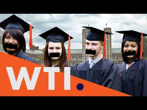 Silence U: Is the University Killing Free Speech and Open Debate? | We the Internet Documentary