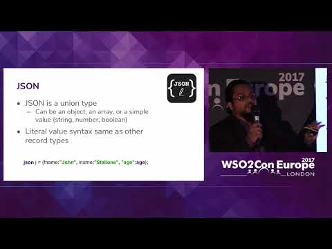 Introduction to Ballerina, WSO2Con EU 2017