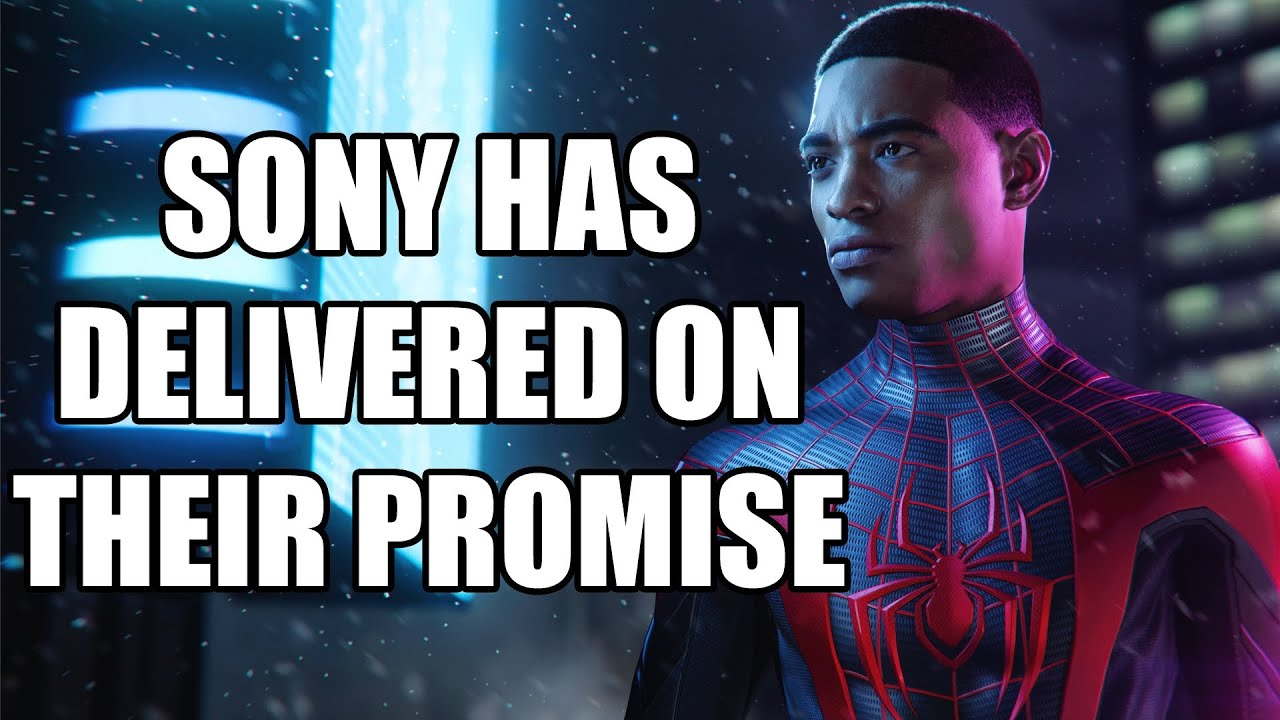 PS5: Sony Delivered On Their Promise With BIG Video games