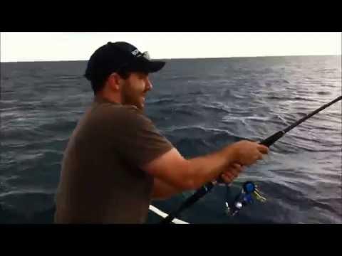 Fishing Swains Reef From The Kanimbla