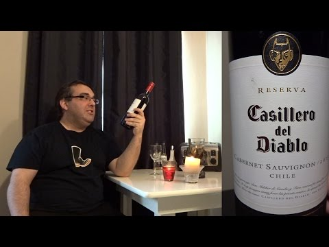 Reserva Casillero Del Diablo Wine Review Beer Guy Reviews