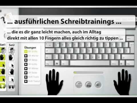 10 finger schreibprogramm