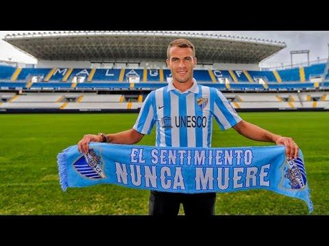 """Duda: """"El Málaga CF es un sentimiento, lo es todo"""""""