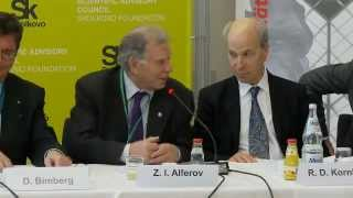Skolkovo Foundation - Press Conference Berlin Part 4(, 2012-03-06T10:59:48.000Z)