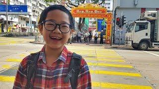 Publication Date: 2018-02-16 | Video Title: 深水埗。深水情。街坊節 …… 新春墟市 on 16-02-2