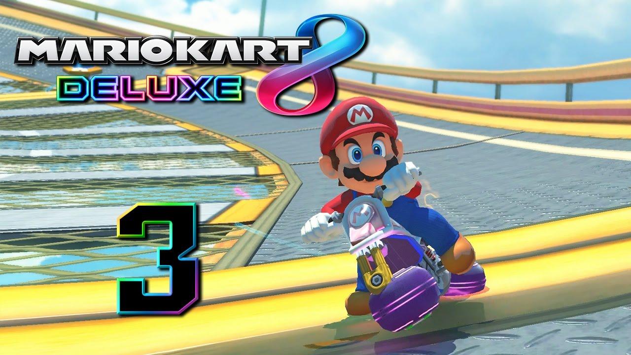 Mario Kart 8 Deluxe ITA [Parte 3 - Trofeo Stella]