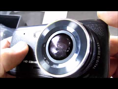 TOGUARD FHD 1080P Dash Cam 4 0 Inch IPS Screen Car DVR F2 0 Big Eye Dual Lens Car DVR