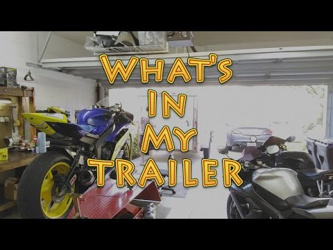 What's in my trailer?