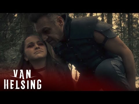 VAN HELSING | Season 2, Episode 2 Clip: Bedfellows | SYFY