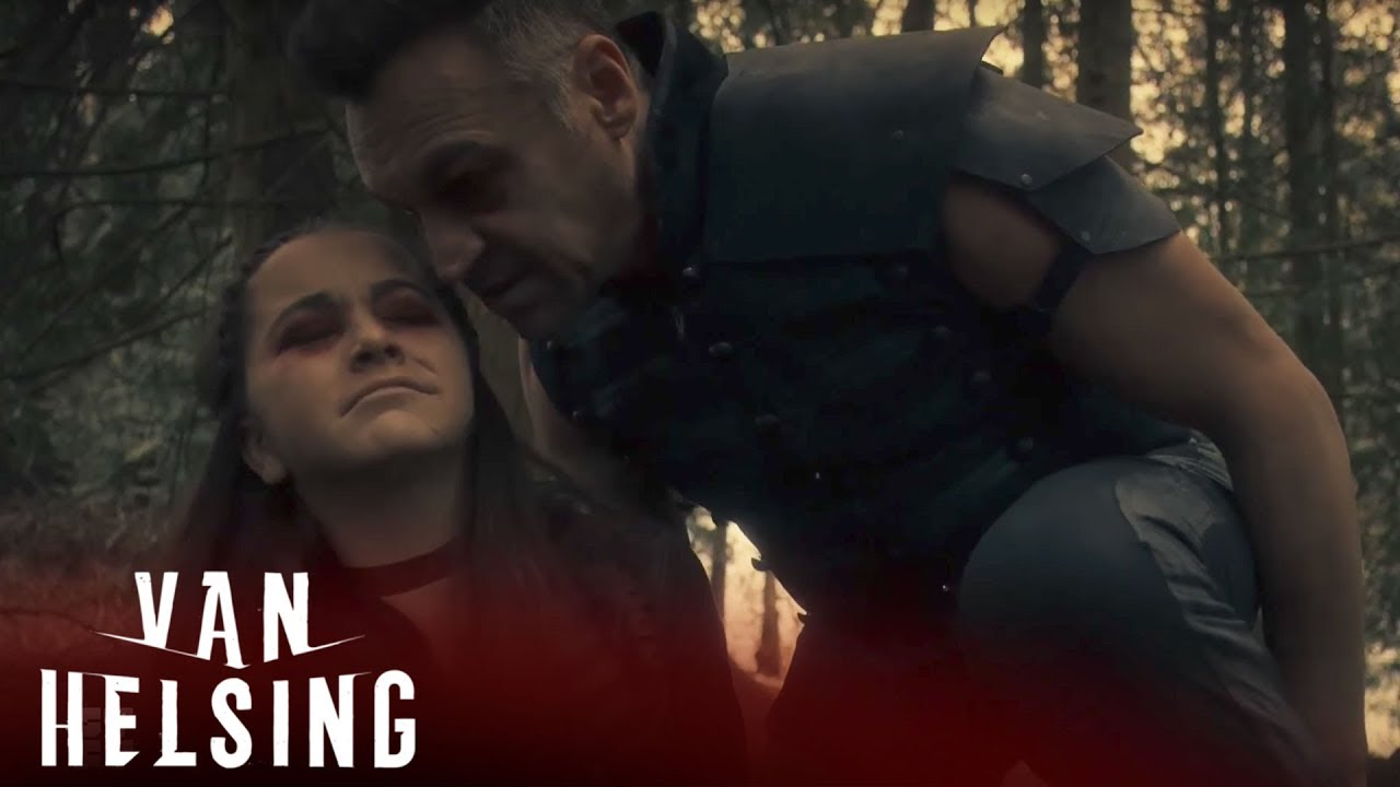 VAN HELSING | Season 2, Episode 2 Clip: Bedfellows | SYFY