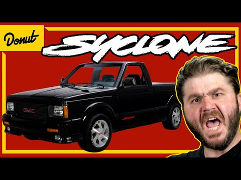 GMC SYCLONE / TYPHOON - Everything You Need to Know | Up to Speed