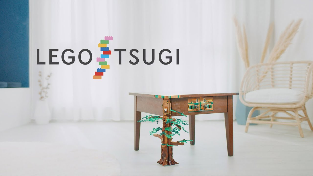 LEGO-TSUGI – Table | Rebuild The World
