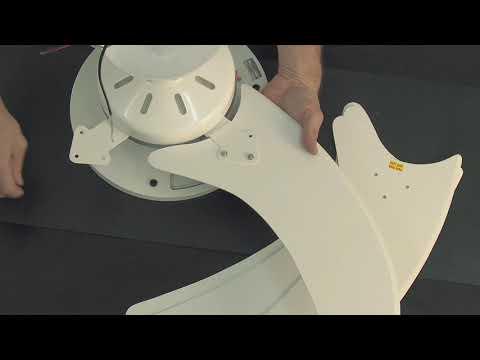 Vídeo de instrução de montagem