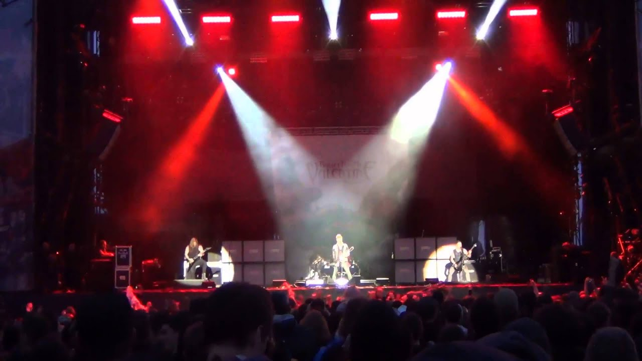 Bullet For My Valentine Live At Hellfest 2013 Full