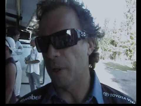 CORSA TV: Entrevista A Eduardo Alan