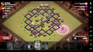 Clash of Clans #024 - RH7 vs RH8 - Schweinefutter / Live Angriff